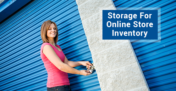 Storage For Online Store Inventory