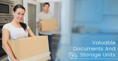 Valuable Documents And Storage Units