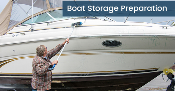 Boat Storage Preparation