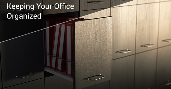 Keeping Your Office Organized
