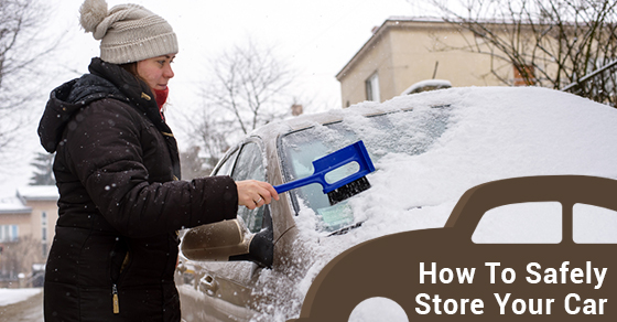 How To Safely Store Your Car