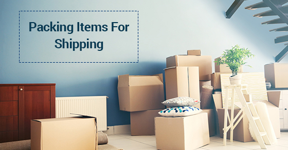Packing Items For Shipping