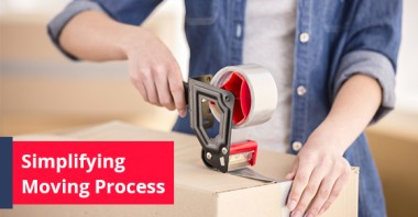 Simplifying Moving Process