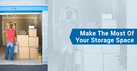 Make The Most Of Your Storage Space