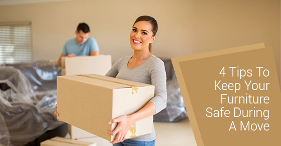 4 Tips To Keep Your Furniture Safe During A Move