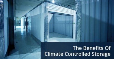 Benefits of Climate Controlled Storage